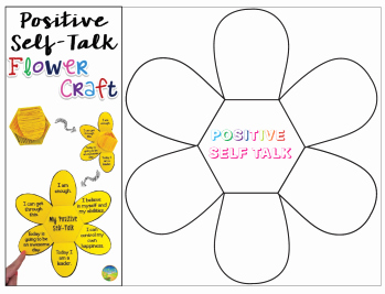 Positive Self Talk Worksheet Fresh Girl Scout Cookie Marketing Materials
