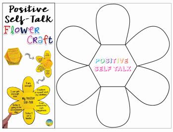 Positive Self Talk Worksheet Fresh Girl Scout Cookie Marketing Materials