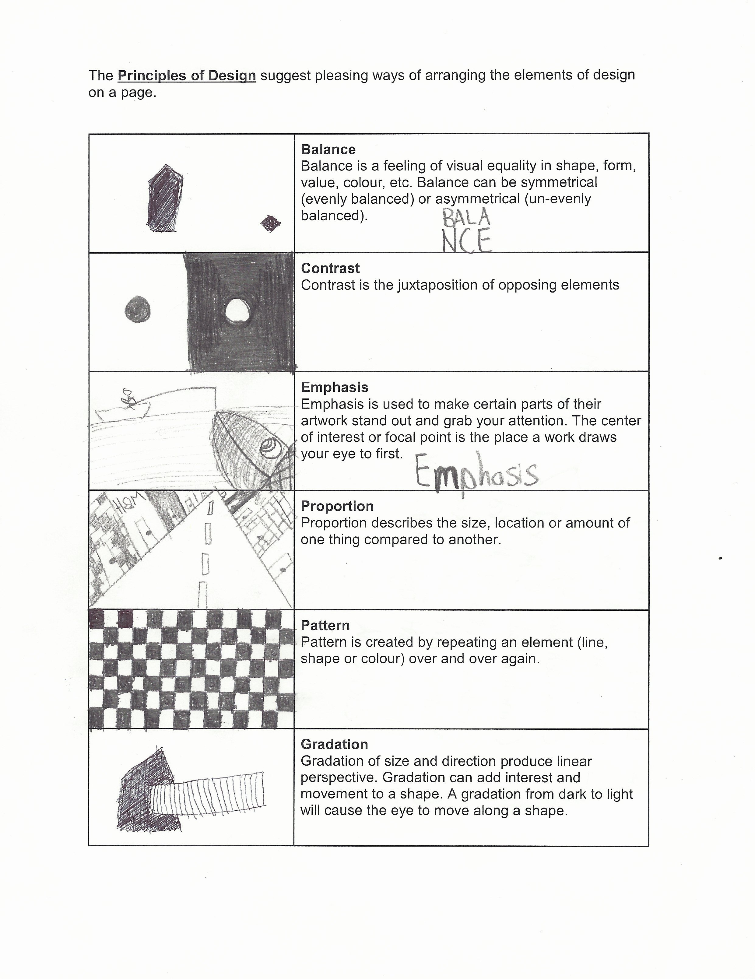 Principles Of Design Worksheet Unique Whiffenatorswork N Whiffen S Line Portfolio