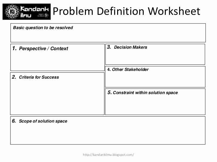 Problem and solution Worksheet Lovely Problem and solution Worksheets