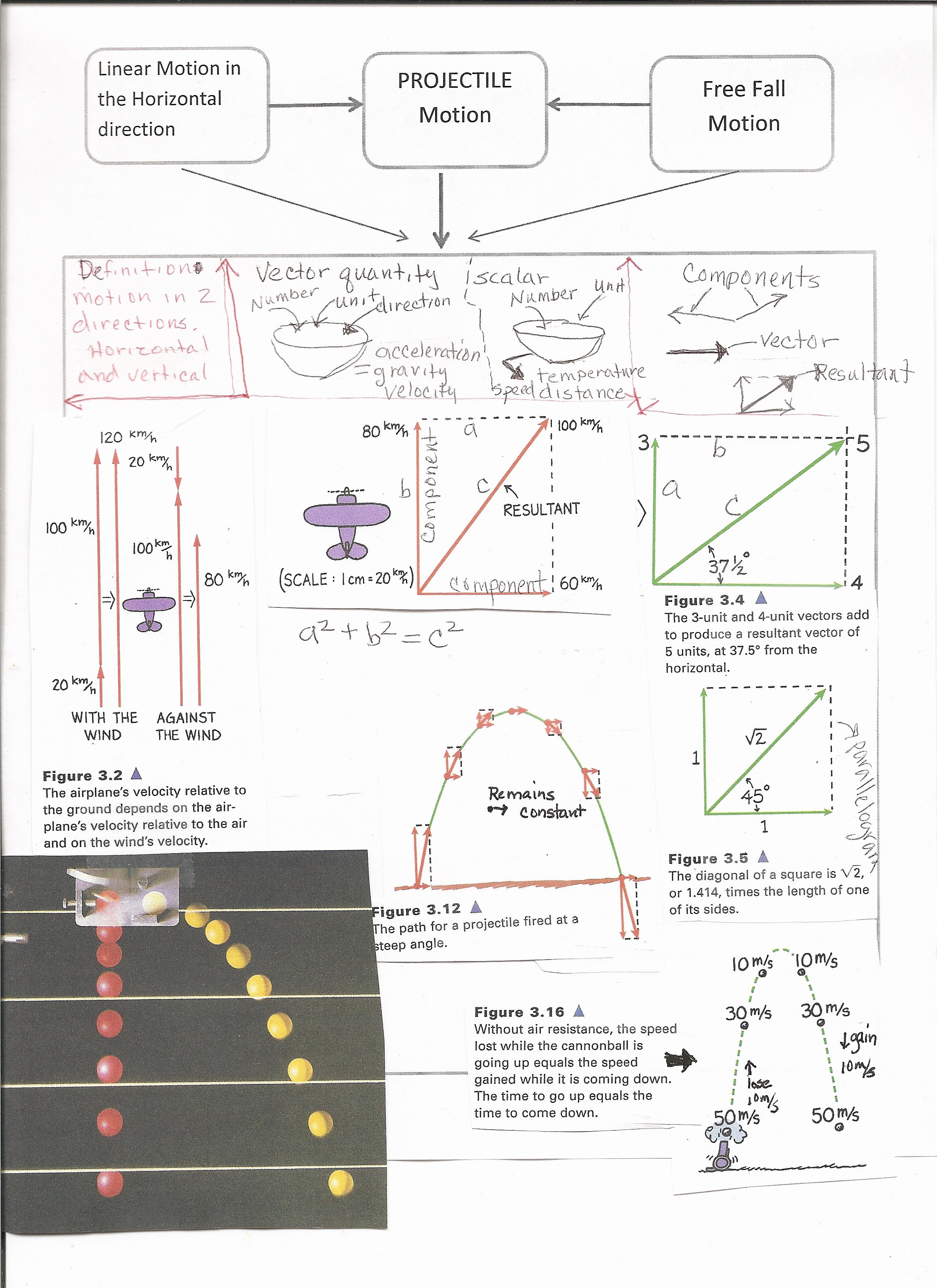 Projectile Motion Worksheet with Answers Elegant Conceptual Physics Worksheet