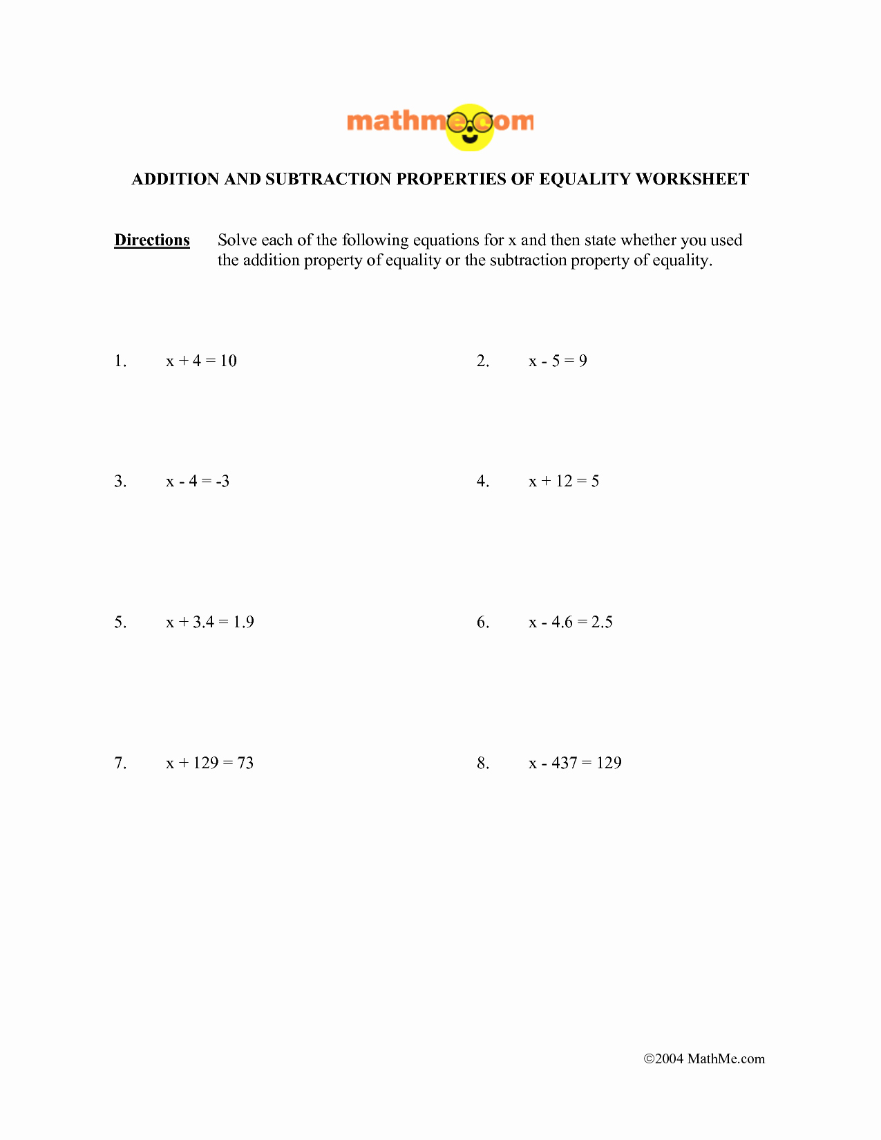 Properties Of Equality Worksheet Luxury 12 Best Of Distributive Property Worksheets Print