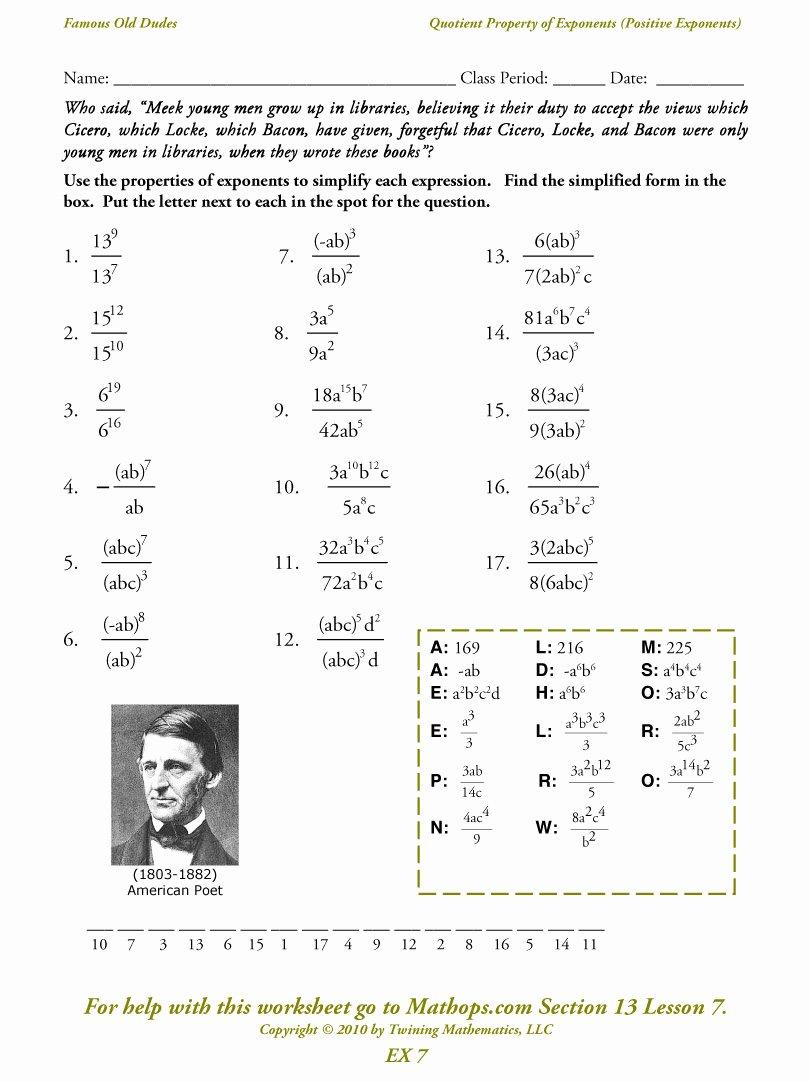 Properties Of Exponents Worksheet Answers Inspirational Edexcel Gcse Mathematics B Maths Printable Worksheets Ks2