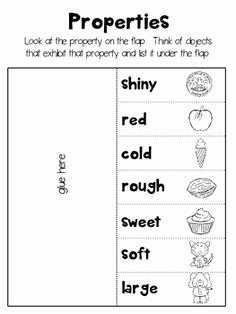 Properties Of Matter Worksheet Elegant Properties Of Matter Worksheet 1