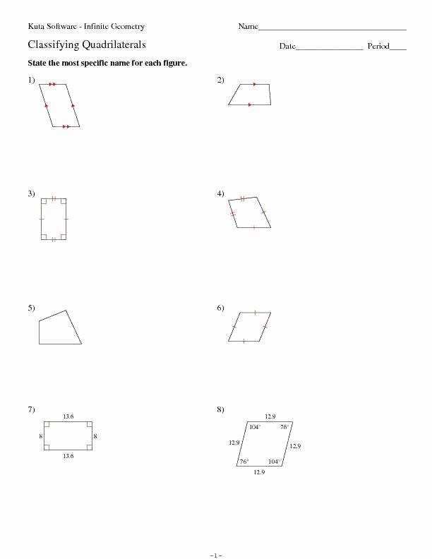 Properties Of Parallelograms Worksheet Best Of Properties Parallelograms Worksheet