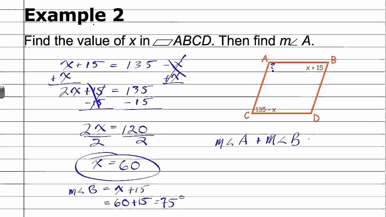 Properties Of Parallelograms Worksheet Fresh Worksheet Properties Parallelograms Worksheet Grass