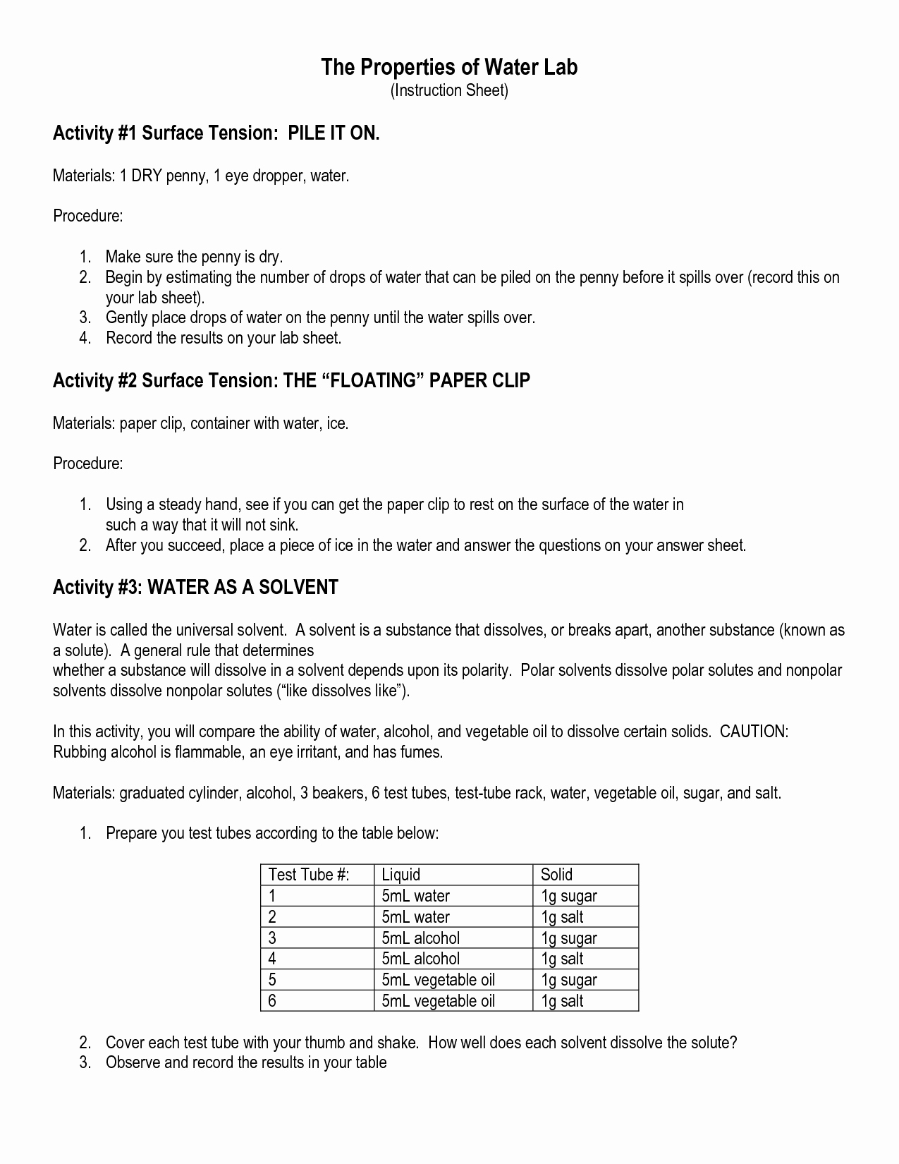 Properties Of Water Worksheet Answers Lovely 11 Best Of Ap Us History Worksheet Answers Ap