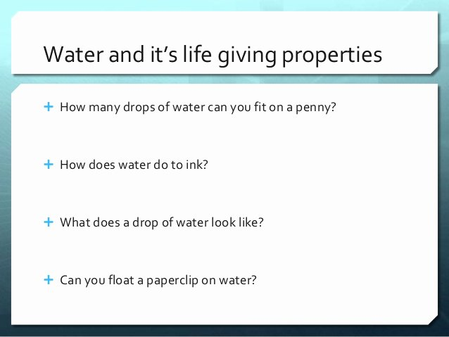 Properties Of Water Worksheet Biology Lovely Ap Biology Properties Of Water
