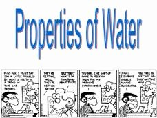 search keywords=properties of water biology