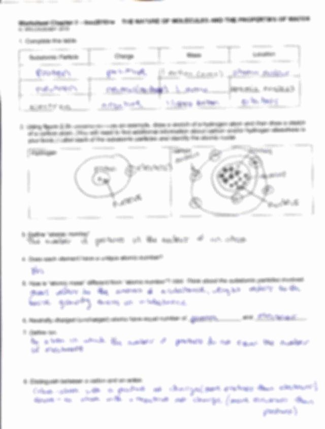 Properties Of Water Worksheet Lovely Properties Water Worksheet