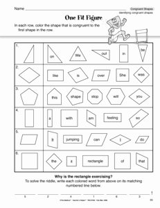 Proportions and Similar Figures Worksheet New 10 Best Of Similar Figures Worksheets 7th Grade