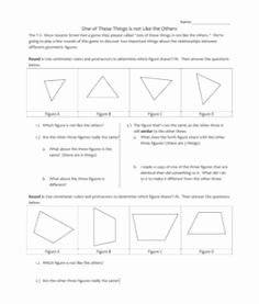 Proportions and Similar Figures Worksheet Unique Use