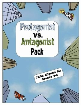Protagonist and Antagonist Worksheet Beautiful 1000 Images About Superhero Activities On Pinterest