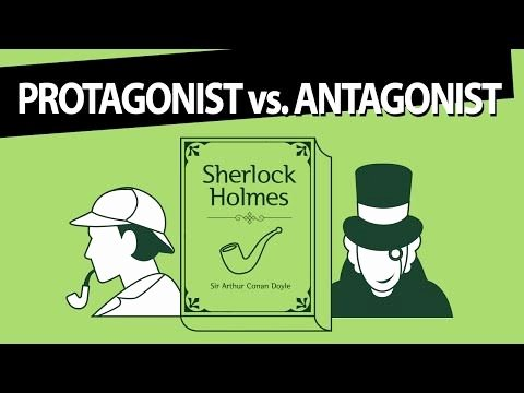 Protagonist and Antagonist Worksheet Inspirational Protagonist Vs Antagonist