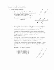 Proving Lines Parallel Worksheet Fresh Proving Lines Parallel Worksheet C