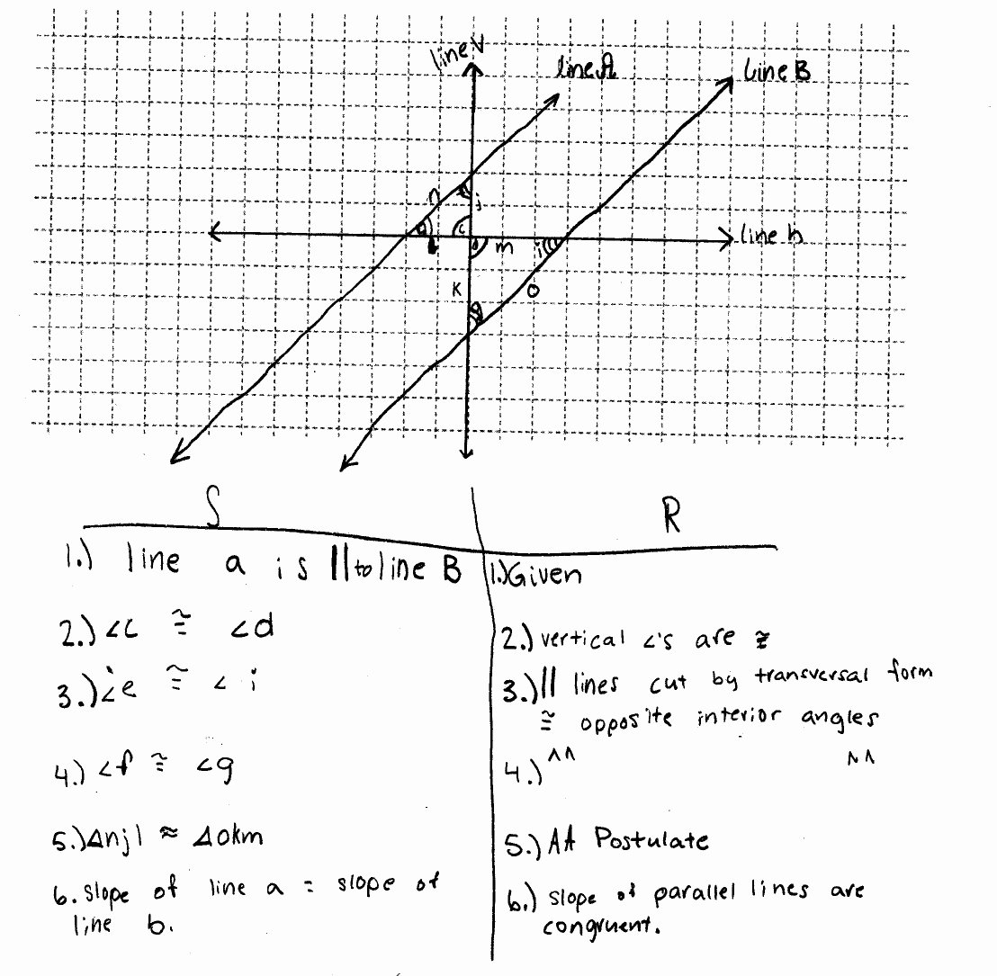 Proving Lines Parallel Worksheet New Parallel Lines and Proportional Parts Worksheet Answers