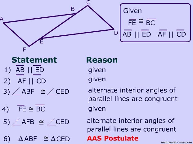 Proving Triangles Congruent Worksheet Answers Inspirational Angle Angle Side Postulate for Proving Congruent Triangles