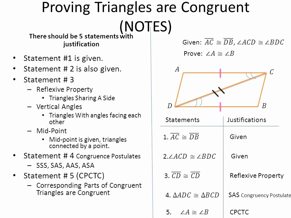 Proving Triangles Congruent Worksheet Elegant Using Congruent Triangles Cpctc Worksheet Answers