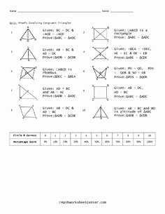 Proving Triangles Congruent Worksheet Fresh 8 Best Congruent Triangles Images In 2016