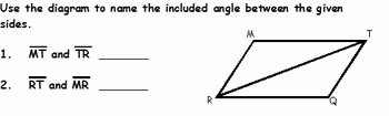 Proving Triangles Congruent Worksheet Lovely Proving Congruent Triangles Sss & Sas Worksheet