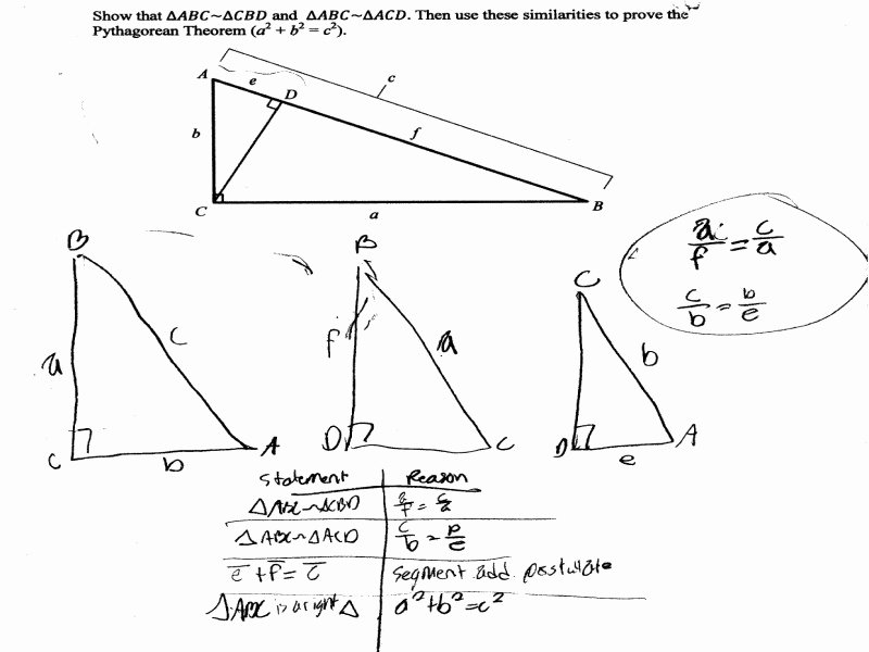 Proving Triangles Similar Worksheet Awesome Proving Triangles Similar Worksheet Free Printable