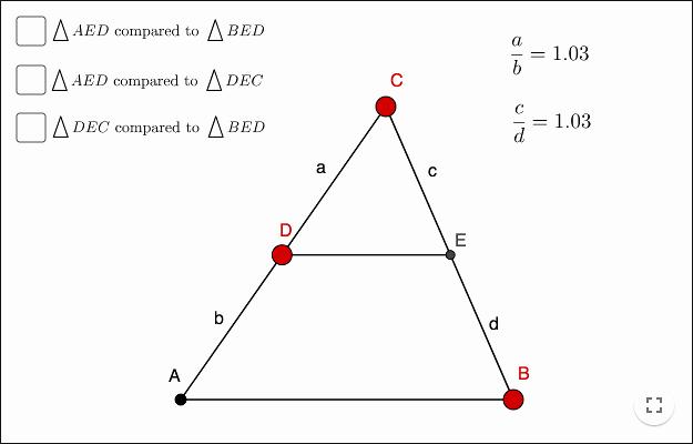 Proving Triangles Similar Worksheet Best Of Geometry Similar Triangles