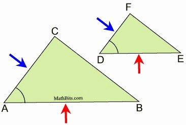 Proving Triangles Similar Worksheet Lovely Proving Similar Triangles Mathbitsnotebook Geo Ccss Math