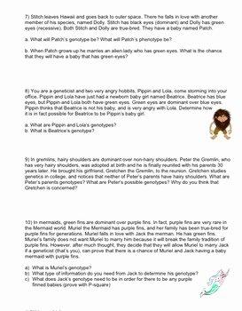 Punnett Square Practice Worksheet Best Of Genetics Punnett Square Practice Worksheet by Biology