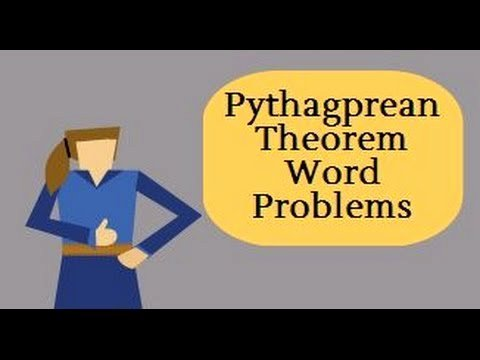 Pythagorean theorem Word Problems Worksheet Inspirational solving Word Problems with Pythagorean theorem Geometry