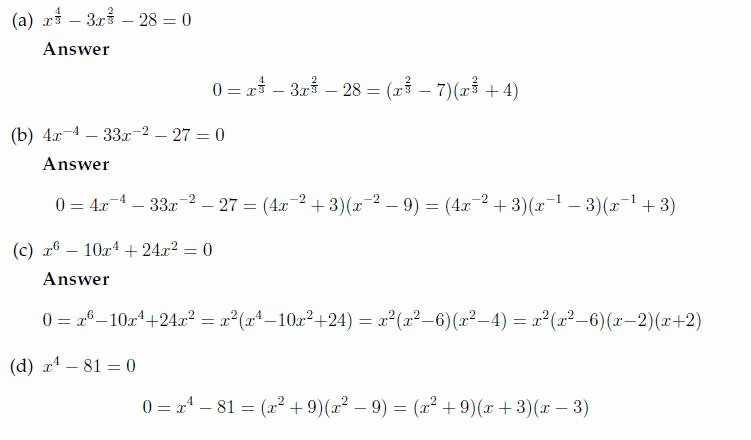 Quadratic Equation Worksheet with Answers Inspirational Quadratic Equations Worksheet