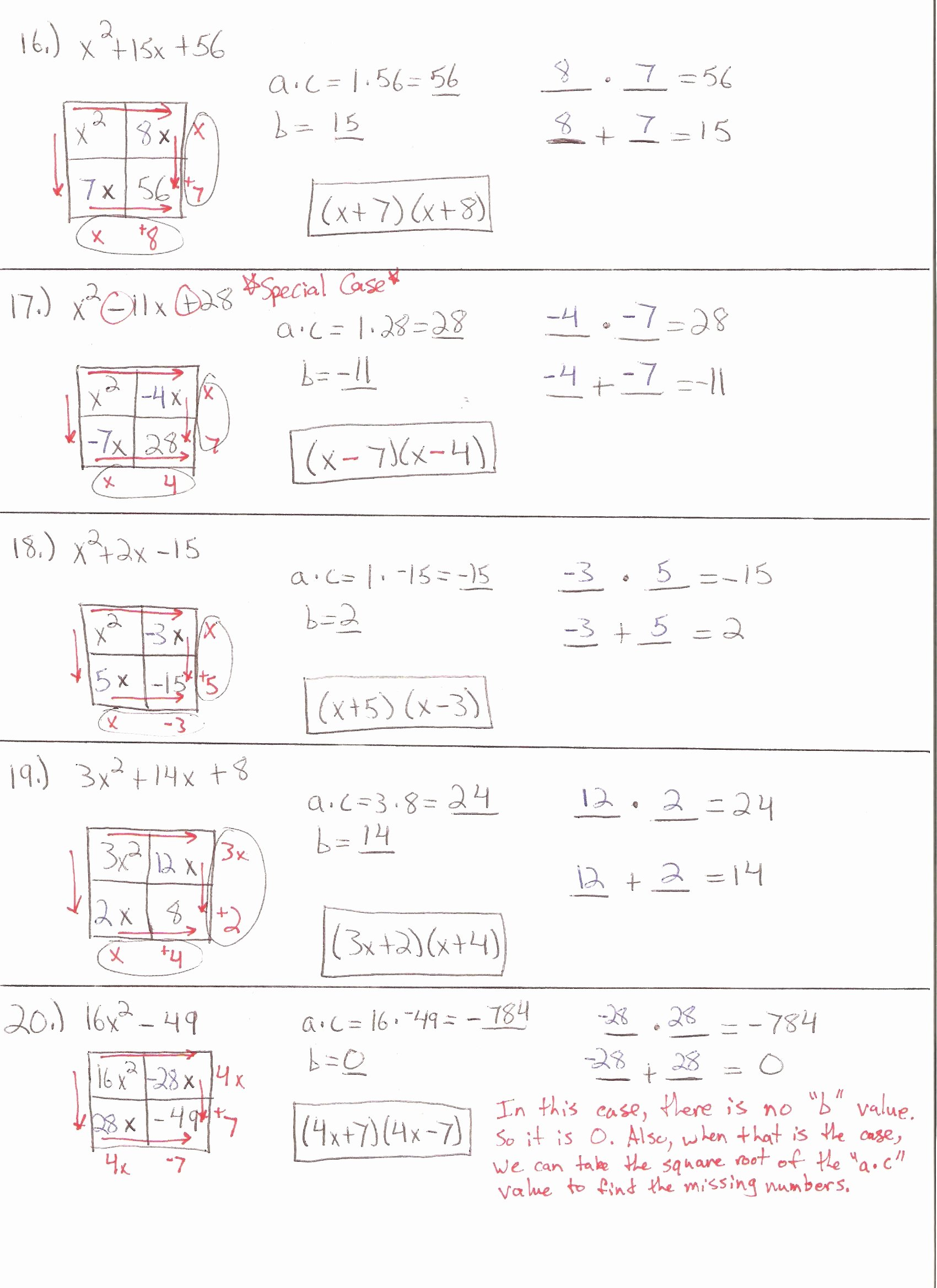 Quadratic Equations Word Problems Worksheet New How to solve A Quadratic Word Problem solving Quadratic
