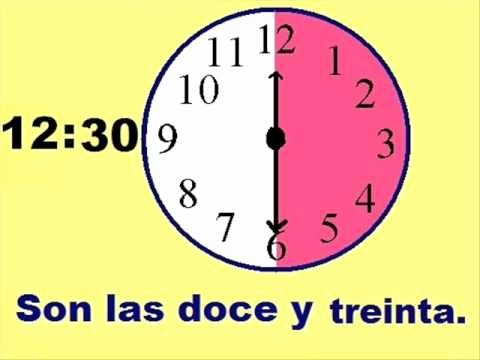Que Hora Es Worksheet Elegant ¿qué Hora Es A Little Long but A Good Start for A Flipped