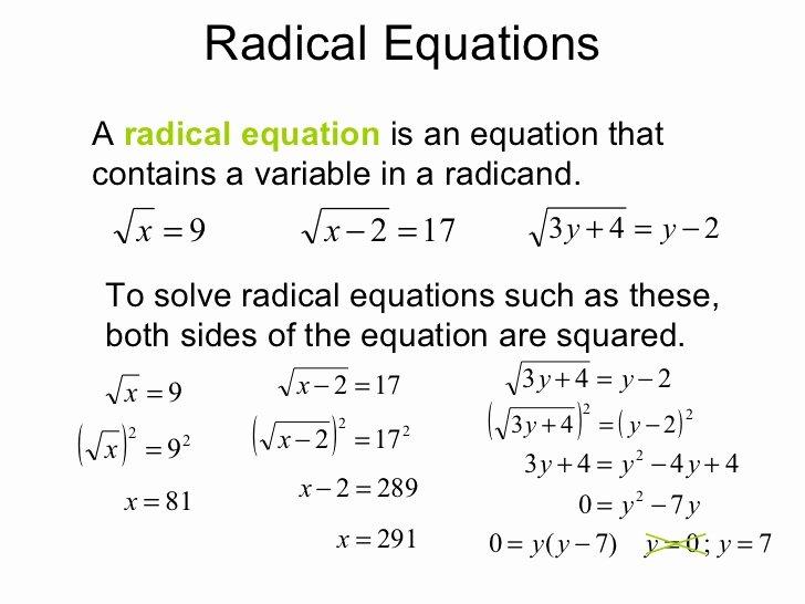 Radical and Rational Exponents Worksheet Inspirational Simplifying Radical Expressions Rational Exponents