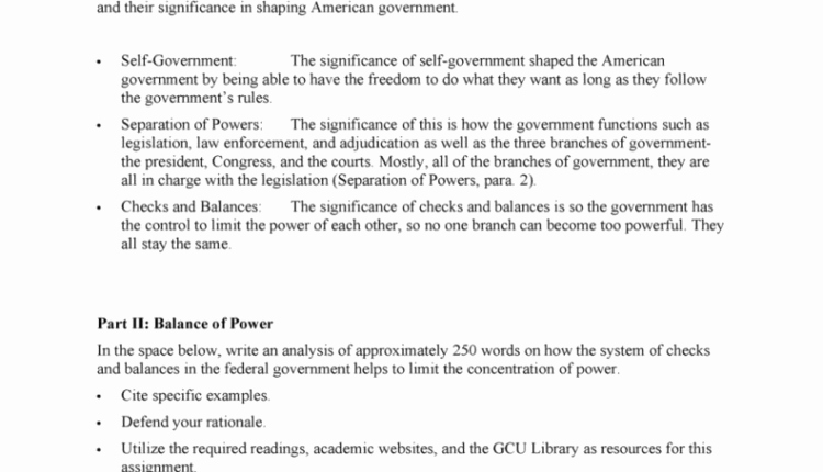 Ratifying the Constitution Worksheet Answers Unique the Best Template Of Pos assignment About the Government