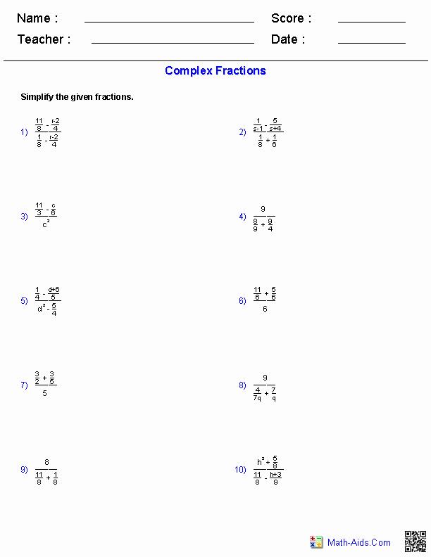 Rational Equations Word Problems Worksheet Unique Algebra 2 Worksheets