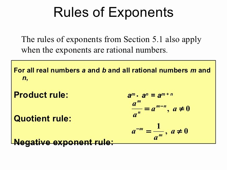 Rational Exponents and Radicals Worksheet Elegant How to solve Equations with Negative Fractional Exponents