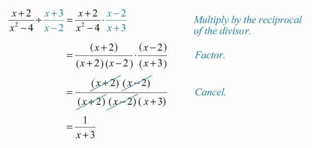 Rational Expressions Worksheet Answers New Multiplying and Dividing Rational Expressions Worksheet