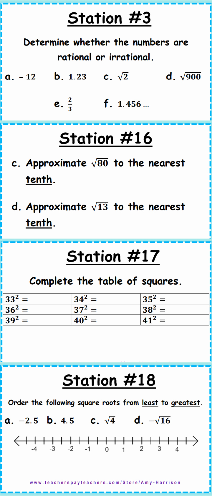 Rational Vs Irrational Numbers Worksheet Best Of Rational and Irrational Numbers Worksheet Pdf