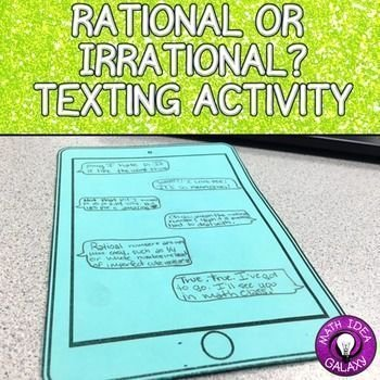 Rational Vs Irrational Numbers Worksheet New Rational Vs Irrational Numbers