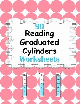Reading A Graduated Cylinder Worksheet Fresh Reading Graduated Cylinders Worksheets by whooperswan
