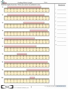 Reading A Metric Ruler Worksheet Elegant Reading A Metric Ruler Worksheets thermometer and