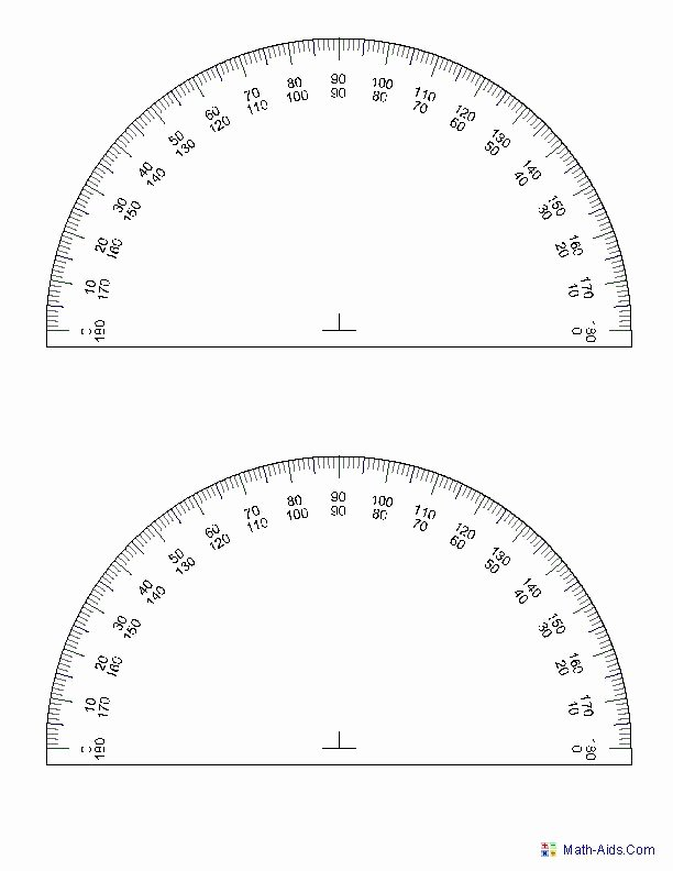Reading A Protractor Worksheet Lovely 27 Best Images About Rick Math On Pinterest