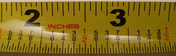 Reading A Tape Measure Worksheet Awesome How to Read A Tape Measure