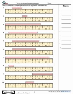 "Reading A Tape Measure Worksheet Unique Reading A Tape Measure Worksheets…click On ""create It"" to"