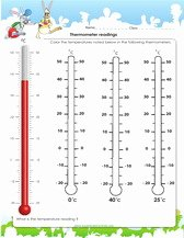 Reading A thermometer Worksheet Fresh 1st Grade Science Worksheets for Kids Pdf