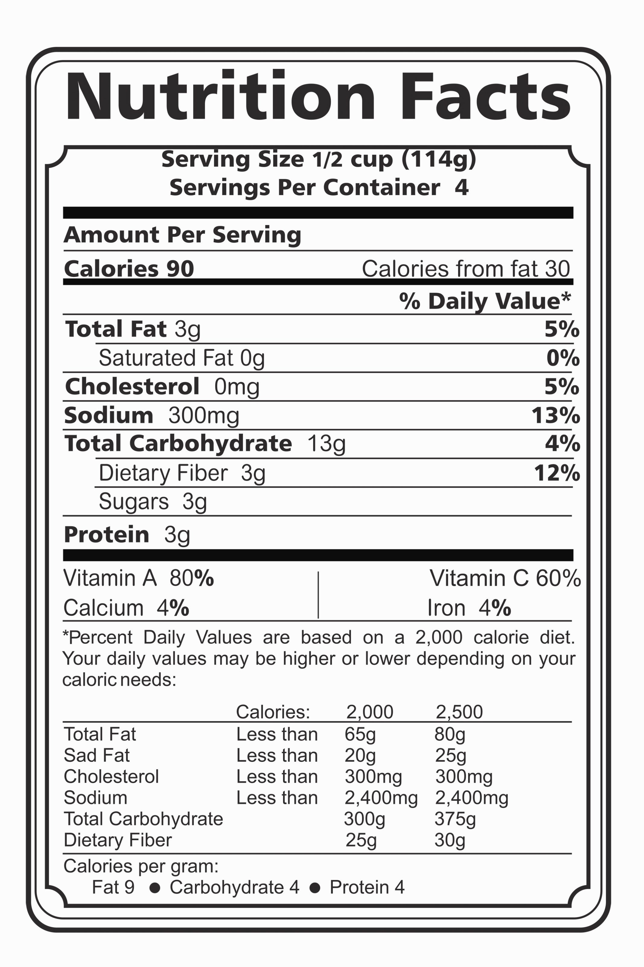 Reading Food Label Worksheet Awesome Seven Facts You Never Knew