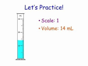 Reading Graduated Cylinders Worksheet Luxury Reading A Graduated Cylinder Lesson Presentation by