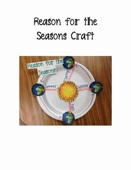 Reasons for Seasons Worksheet Elegant 25 Best Ideas About Earth Seasons On Pinterest