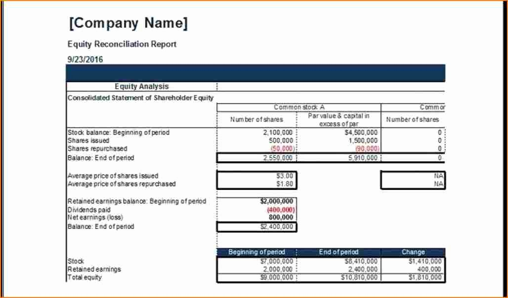 Reconciling A Bank Statement Worksheet Beautiful 6 Payroll Reconciliation Template