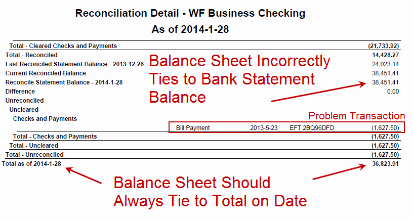 "Reconciling A Bank Statement Worksheet Unique Marty Zigman On ""solving Netsuite Bank Reconciliations"